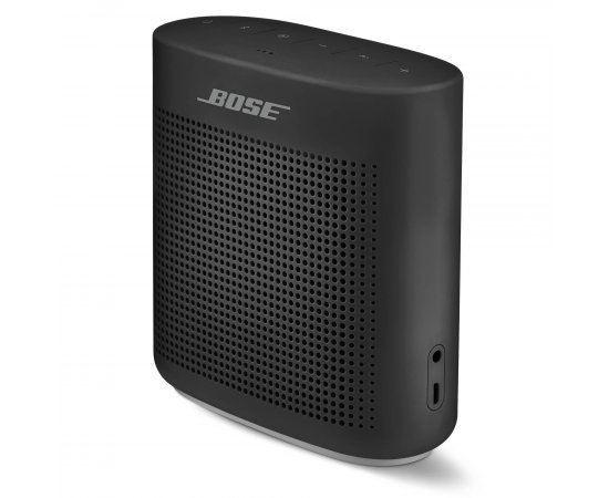BOSE SOUNDLINK COLOUR BT SPEAKER II SOFT BLACK