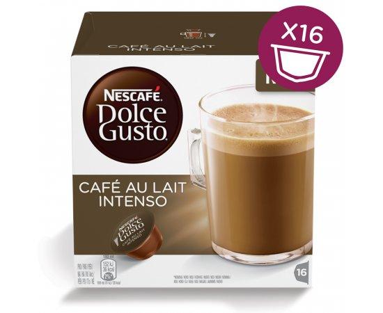NESCAFE DOLCE GUSTO CAFE AU LAIT INTENSO 16KS