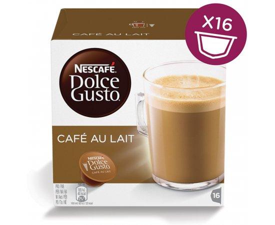NESCAFE DOLCE GUSTO CAFE AU LAIT 16KS