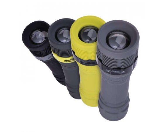 EMOS P4703 LED SVIETIDLO PLASTOVE, 3W LED, NA 3X AAA, MIX FARIEB, 1KS