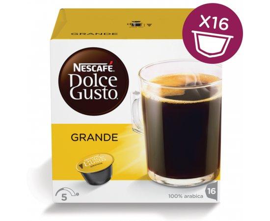 NESCAFE DOLCE GUSTO GRANDE 16KS