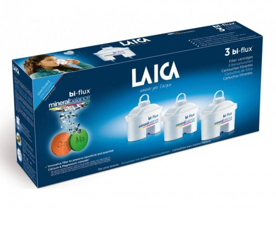 LAICA M3M BI-FLUX CARTRIDGE MINERALBALANCE 3KS M3M