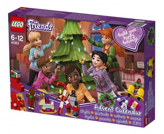 LEGO FRIENDS ADVENTNY KALENDAR /41353/