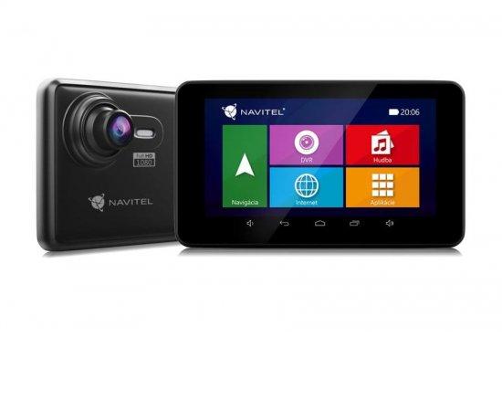 NAVITEL RE900 FULL HD LIFETIME, 5'' EU43+RUS,UKR,BLR,KAZ + internetová televízia SledovanieTV na dva mesiace v hodnote 11,98 €