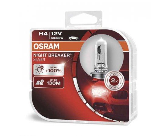 OSRAM H4 12V 60/55W 64193 AUTOZIAROVKA, C2607.8
