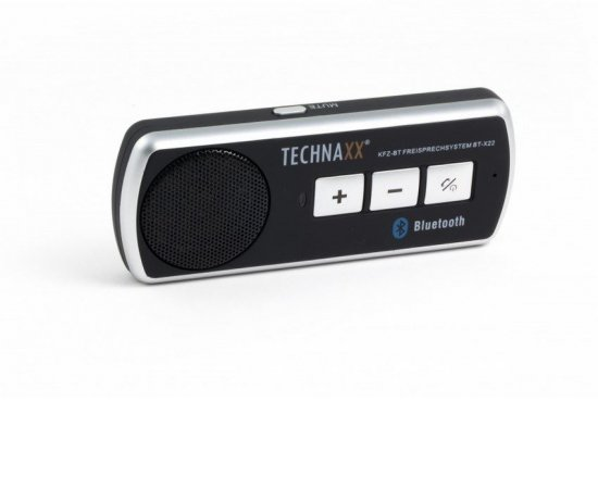 TECHNAXX BLUETOOTH HANDSFREE NA TIENIDLO DO AUTA, BT-X22, 4614