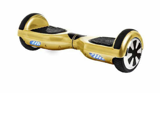 OLPRAN HOVERBOARD GOLD METALIC