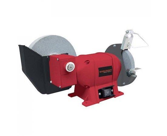 Bruska Worcraft WPBG112, 250W, suché/mokré brúsenie, dw150x20x12.7, ww200x40x20 mm, stolová