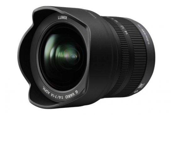Panasonic H-F007014E - LUMIX G VARIO 7-14mm/F4.0 ASPH