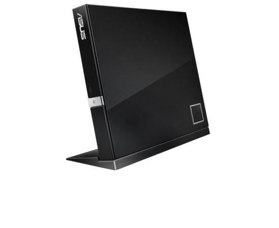 ASUS SBW-06D2X-U BLACK externí slim BD-RW + soft
