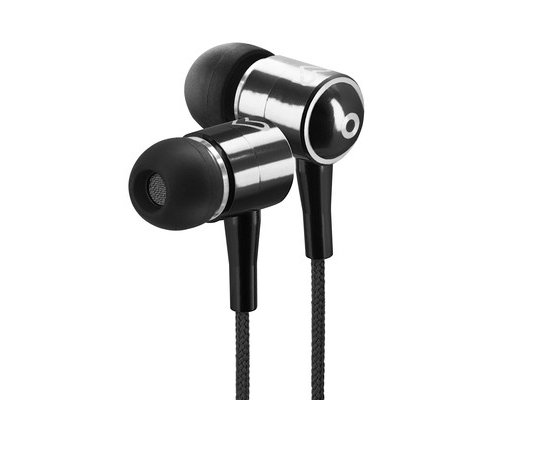 ENERGY Earphones Urban 2 Black,ultralehká sluchátka, 96±3 dB (@1Khz),3,5mm jack