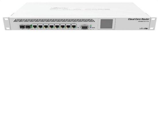 MikroTik Cloud Core Router, CCR1009-7G-1C-1S+PC