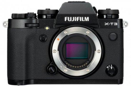 Fujifilm X-T3 - 26MP - Black