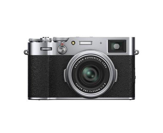 Fujifilm X100V - 26,1MP - Silver