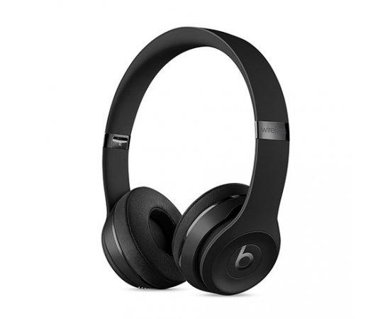 e4ea49f58 Beats Solo3 Wireless On-Ear Headphones - Black slúchadlá | Andrea Shop