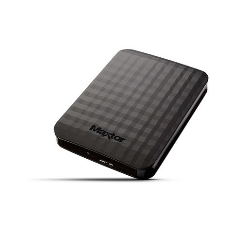"""SEAGATE MAXTOR HDD M3 PORTABLE 2.5"""" 1TB USB3 STSHX-M101TCBM"""
