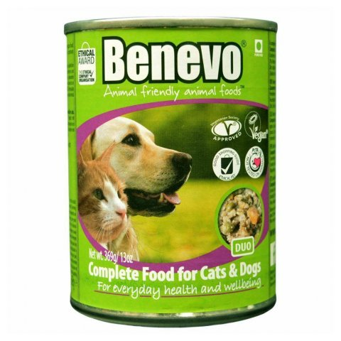 BENEVO DUO CATS&DOGS 369 G
