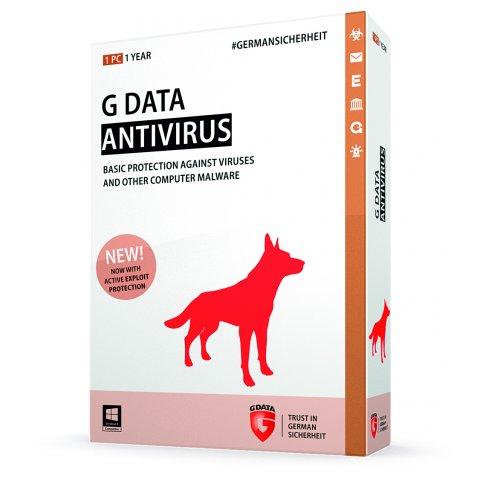 G-DATA ANTIVIRUS 2014