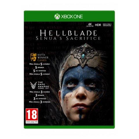 XBOX ONE HELLBLADE - SENUAS SACRIFICE