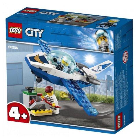 LEGO CITY LETECKA POLICAJNA HLIADKA /60206/