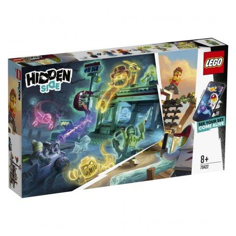 LEGO HIDDEN SIDE UTOK NA STANOK S KREVETAMI /70422/