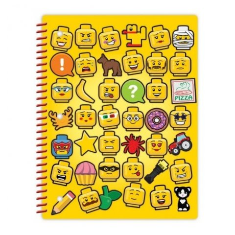 LEGO ICONIC SPIRALOVY ZOSIT /51154/