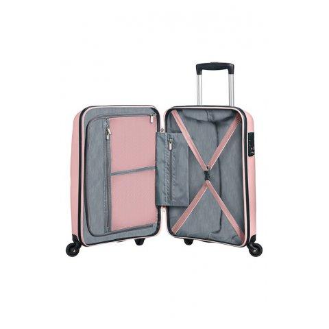 SAMSONITE AMERICAN TOURISTER CABIN SPINNER 85A42001 BONAIR STRICT S 55 4WHEELS, CHERRY BLOSSOMS