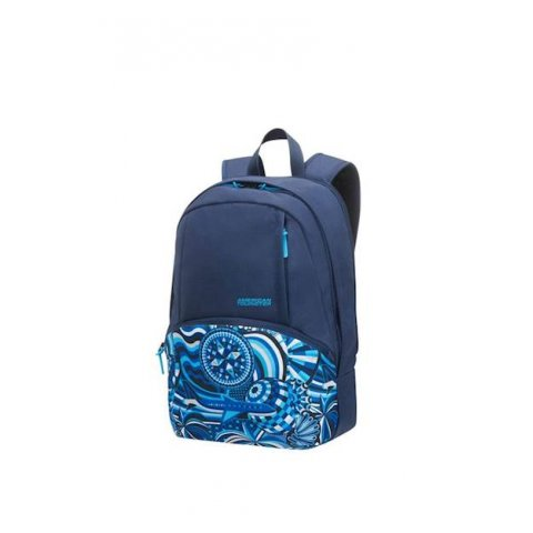 41511d6cb0 SAMSONITE BAG SPORTS AT 4301007 M WM SUMMERF1 46L LUGGAGE ONLY BLUE