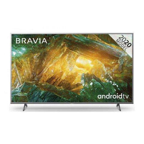 SONY KD-43XH8077 + darček internetová televízia sledovanieTV na dva mesiace v hodnote 11,98 €