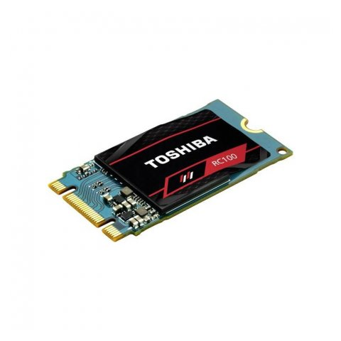 TOSHIBA 240GB SSD DISK OCZ RC100 PCIE M.2 A NVME SOLID STATE DRIVE THN-RC10Z2400G8