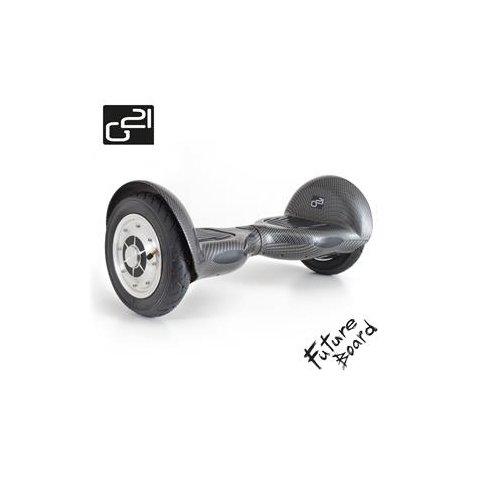 G21 /635200/ FUTURE BOARD OFF ROAD CARBON BLACK