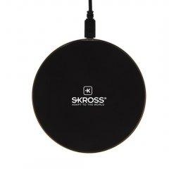 SKROSS Bezdrôtový nabíjací adaptér Wireless Charger 10, 2000mA, Qi technológia 10W
