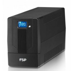 FSP/Fortron UPS iFP 2000, 2000 VA / 1200W, LCD, line interactive