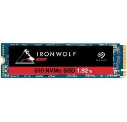 SSD 1.92TB Seagate IronWolf 510 NVMe M.2 PCIe G3x4 + internetová televízia SledovanieTV na dva mesiace v hodnote 11,98 €