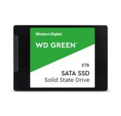 SSD 2,5'' 2TB WD Green 3D NAND SATAIII 7mm + internetová televízia SledovanieTV na dva mesiace v hodnote 11,98 €