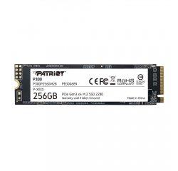 SSD 256GB PATRIOT P300 M.2 2280 PCIe NVMe + internetová televízia SledovanieTV na dva mesiace v hodnote 11,98 €