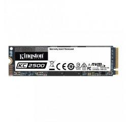 1000GB SSD KC2500 Kingston M.2 2280 NVMe + internetová televízia SledovanieTV na dva mesiace v hodnote 11,98 €