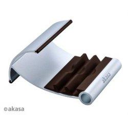 AKASA - Leo - stojan pro tablet - hnědý