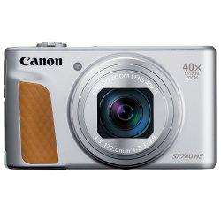 Canon PowerShot SX740 stříbrný Travel kit