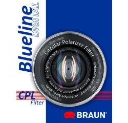 BRAUN CP-L polarizační filtr BlueLine - 37 mm
