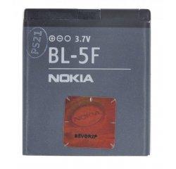 BL-5F Nokia baterie 950mAh Li-Ion (bulk)