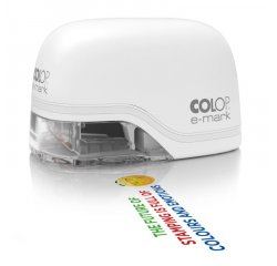COLOP e-mark® razítko, bílé