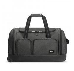Solo NY Leroy cestovní taška na kolečkách, šedá + internetová televízia SledovanieTV na dva mesiace v hodnote 11,98 €