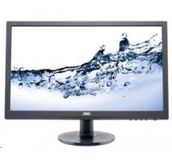 "AOC MT LCD - WLED 24"" e2460Sh, 1920x1080, 250 cd/m, D-Sub, DVI-D, HDMI, repro"