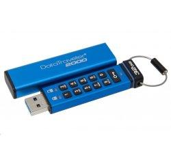 Kingston 32GB USB 3.0 DataTraveler 2000 s klávesnicí a 256bitovým šifrováním 089db71398d