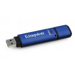 Kingston 64GB DataTraveler Vault Privacy 3.0 (USB 3.0) - bez antiviru