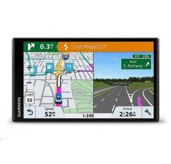Garmin GPS navigace DriveSmart 61T-D Lifetime Europe20 + internetová televízia SledovanieTV na dva mesiace v hodnote 11,98 €