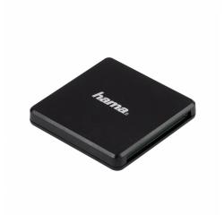 Hama Multi čítačka kariet USB 3.0, SD/microSD/CF, čierna