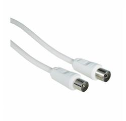 Hama anténny kábel 75dB, biely, 15 m, vrecko