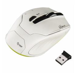 Hama Milano optická bezdrôtová myš, biela